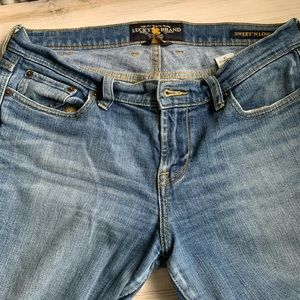 Lucky Brand Jeans - Lucky Brand Cumberland Sweet n' Low Boot Cut Jeans